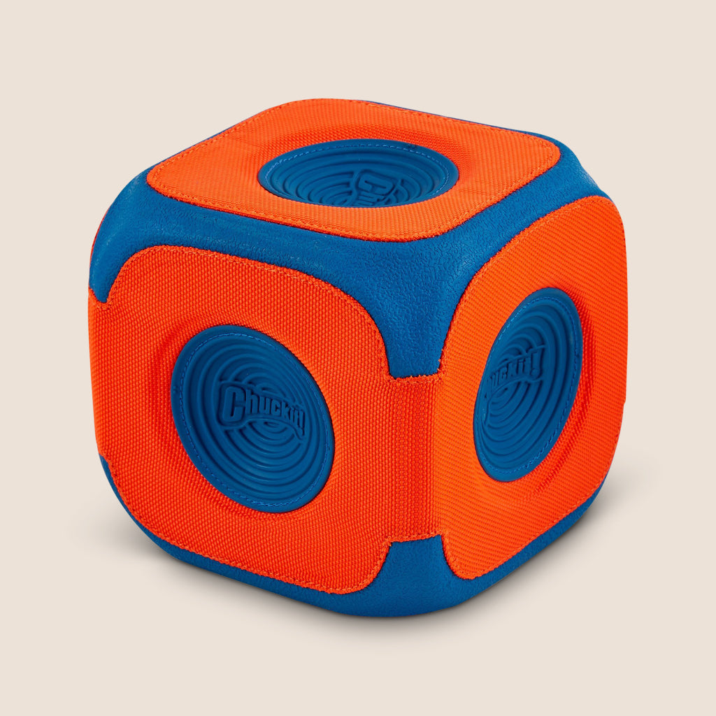 ChuckIt Toy Chuck It Kick Cube
