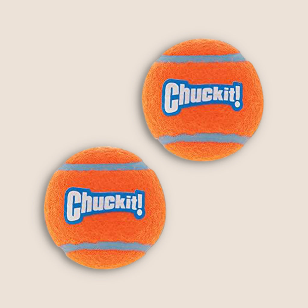 ChuckIt Toy Chuck It Tennis Ball 2pk