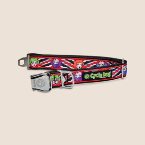 CycleDog Accessories Angels / Large CycleDog Tattoo Series Dog Collars