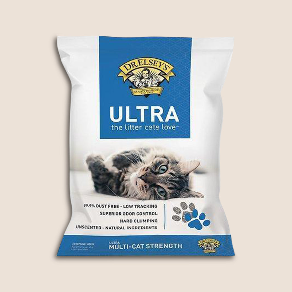 Dr. Elsey's Cat Litter Dr. Elsey's Precious Cat Ultra 18 pound