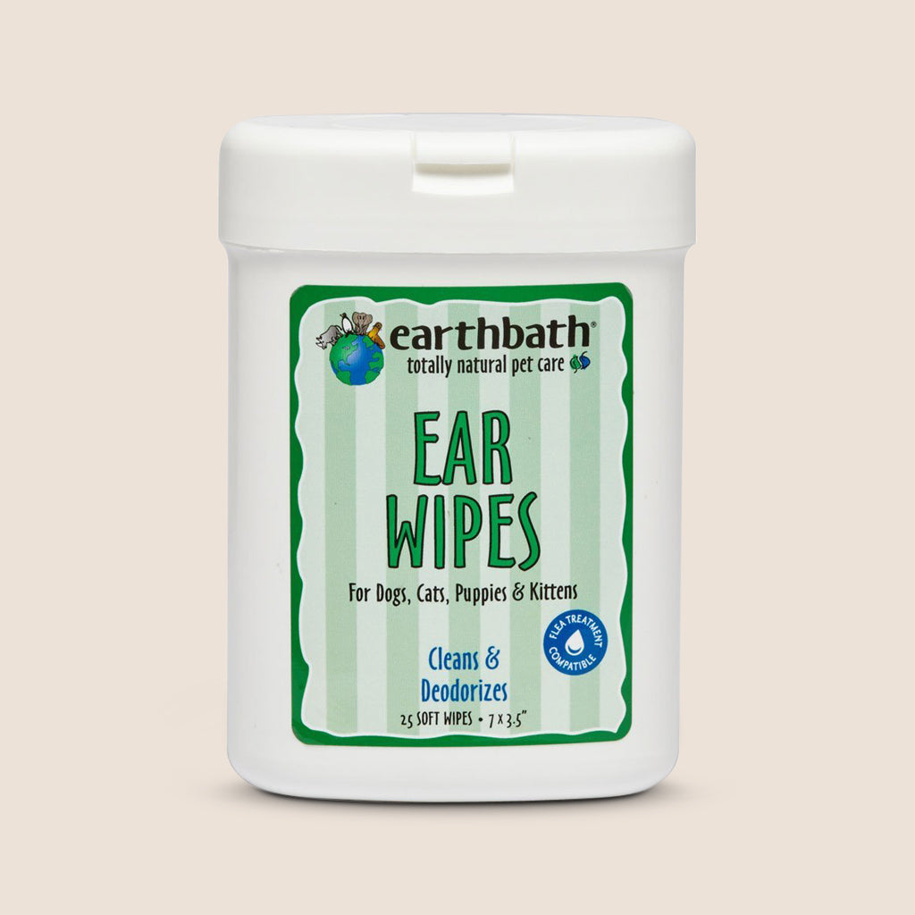 EarthBath Accessories EarthBath Ear Wipes