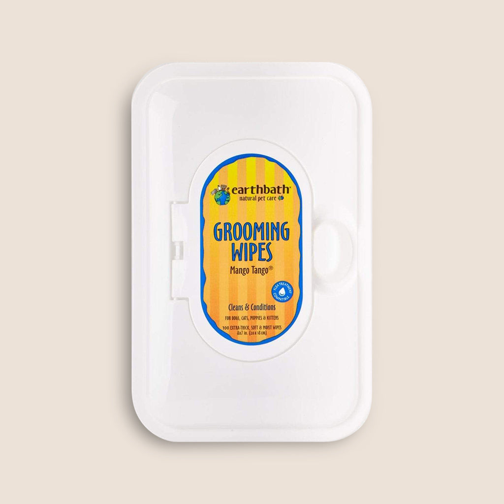 EarthBath Grooming Earthbath Grooming Wipes Mango Tango