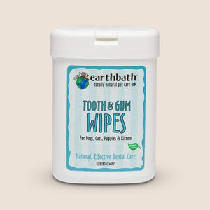 EarthBath Accessories EarthBath Tooth & Gum Wipes