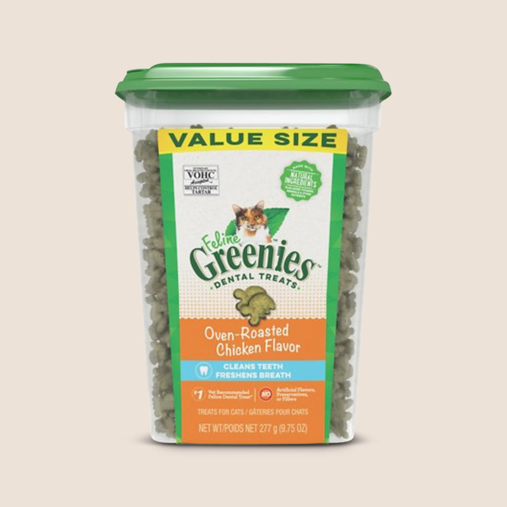 Greenies Dental Feline Greenies 11oz Tub