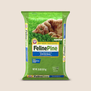 Church & Dwight Cat Litter Feline Pine Litter