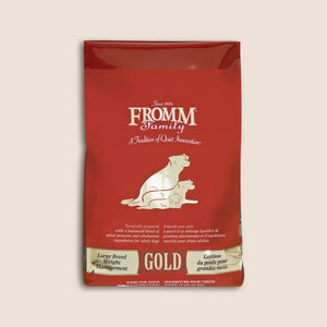 Fromm Dry Dog Food Fromm Gold Large Breed Weight Management - 33lb bag