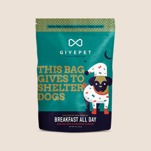 GivePet Treats GivePet Breakfast All Day Biscuits
