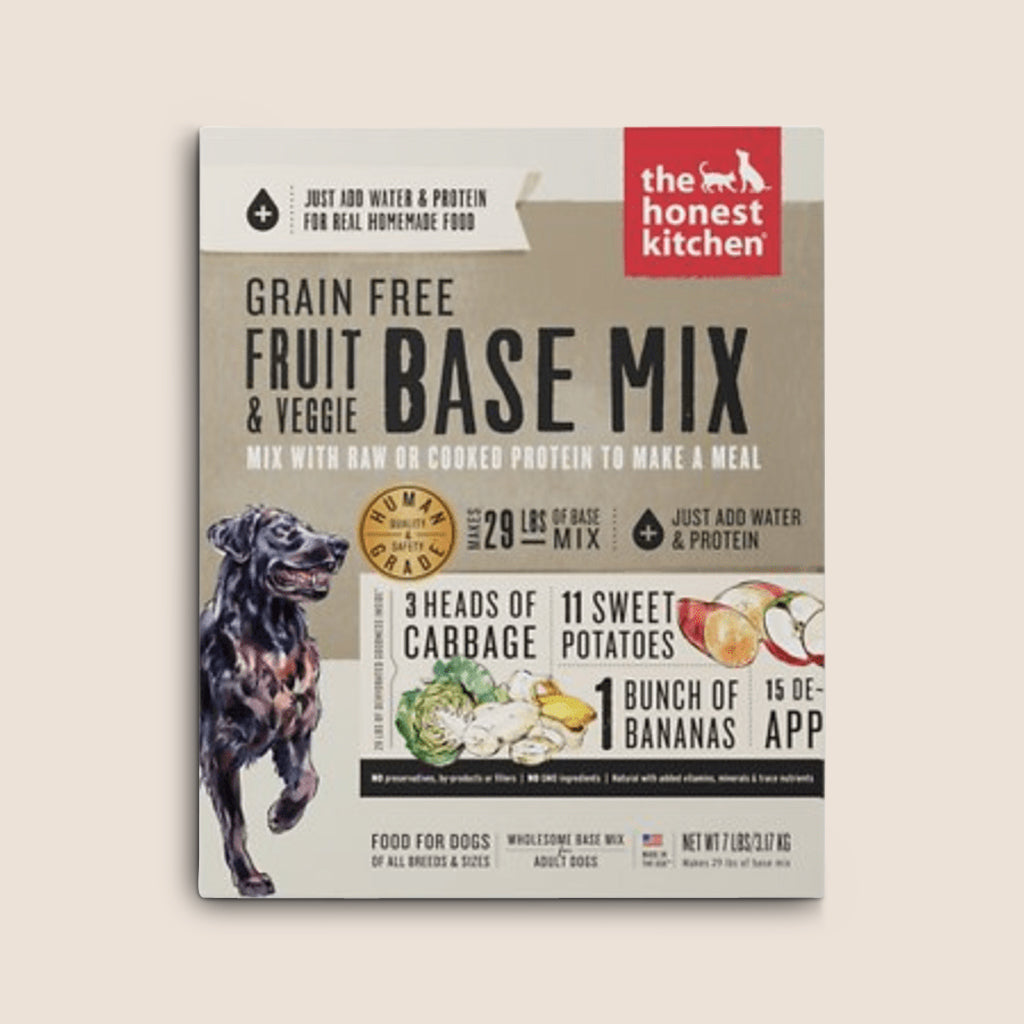 Honest Kitchen Raw Dog Food Honest Kitchen Grain Free Dehydrated Fruit & Veggie Base Mix Dog Food