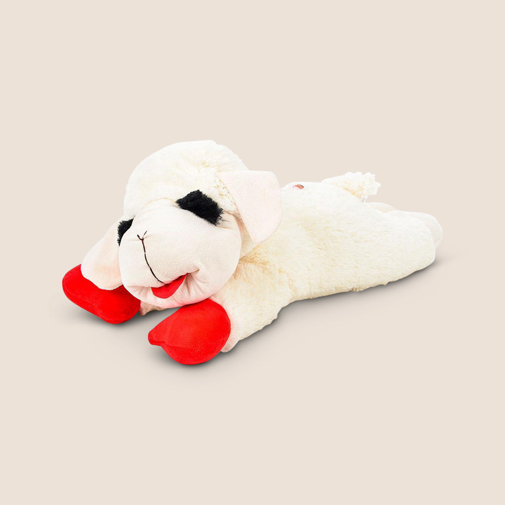 MultiPet Toy Lamb Chop Dog Toy