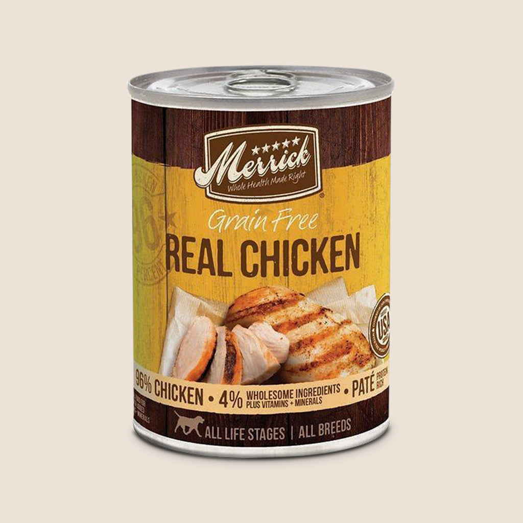 Merrick Canned Dog Food Merrick Chicken - Grain Free