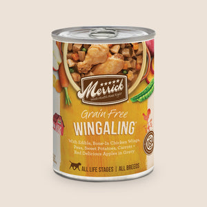 Merrick Canned Dog Food Merrick Wingaling - Grain Free