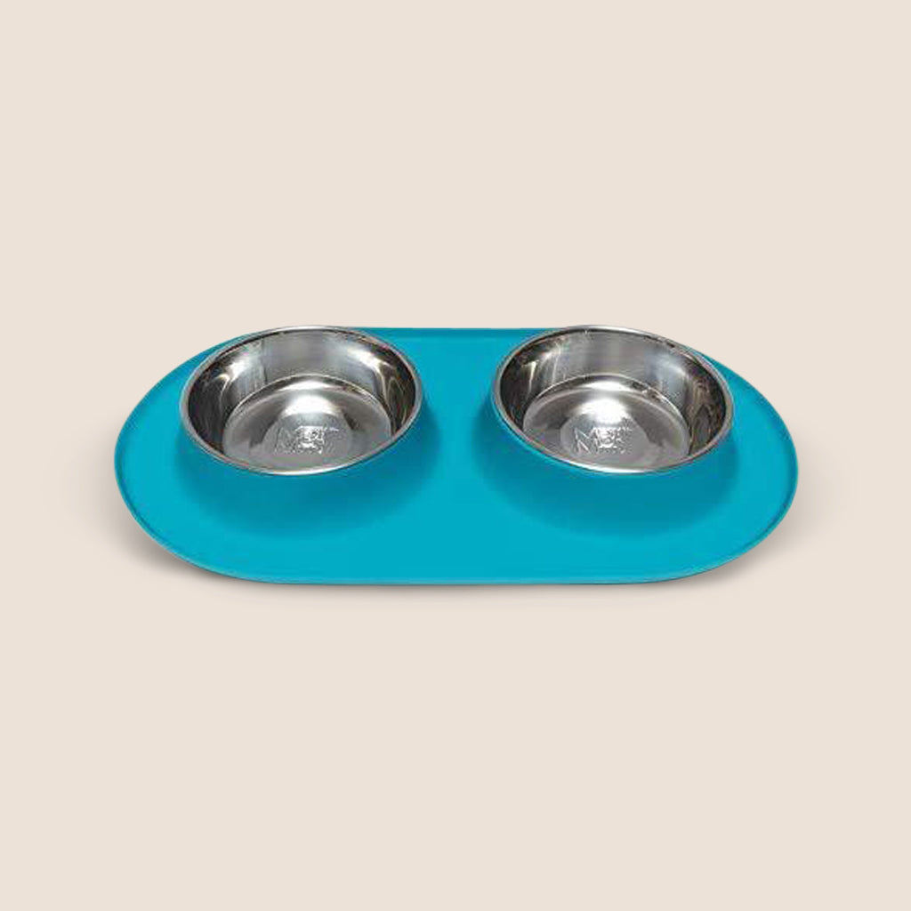 Messy Mutts Accessories Messy Mutts Silicone Double Feeder