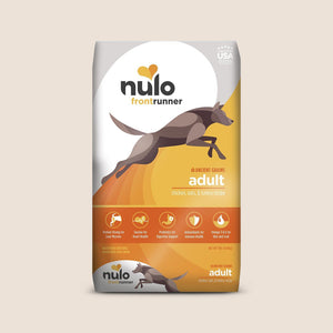 Nulo Dry Dog Food Nulo Frontrunner Adult Chicken Recipe with Ancient Grains