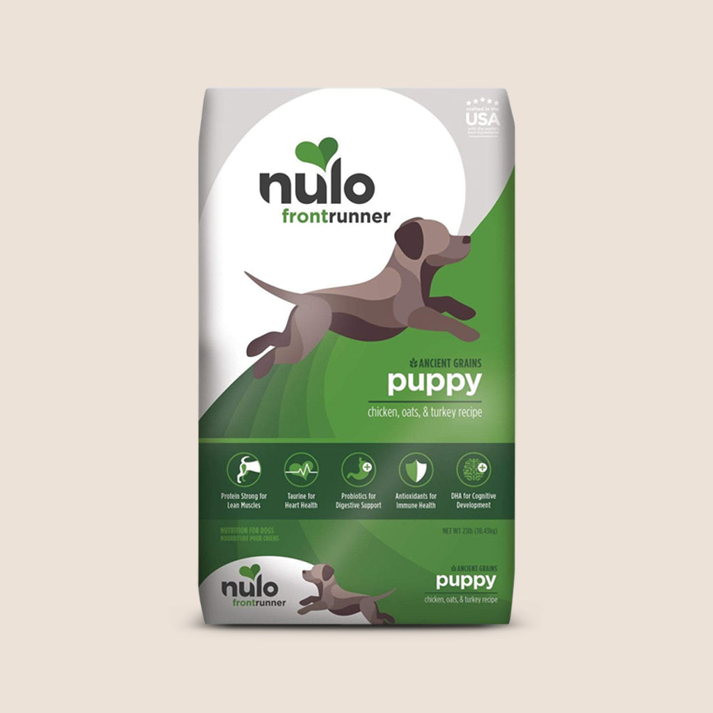 Nulo Dry Dog Food Nulo Frontrunner Puppy with Ancient Grains