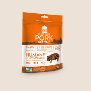 Open Farm Treats Open Farm Dehydrated Pork Dog Treats