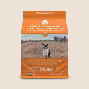 Open Farm Dry Dog Food Open Farm Farmers Table Pork and Ancient Grains