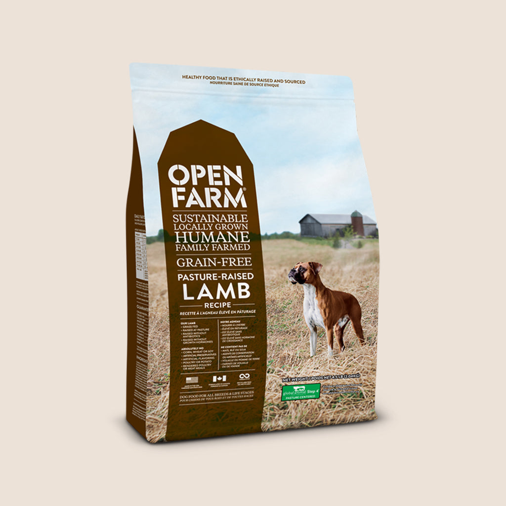 Open Farm Dry Dog Food Open Farm - Pasture-Raised Lamb - Grain-Free Dog Food