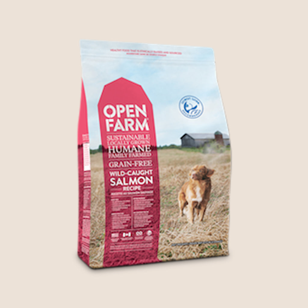 Open Farm Dry Dog Food Open Farm - Wild-Caught Salmon - Grain-Free Dog Food