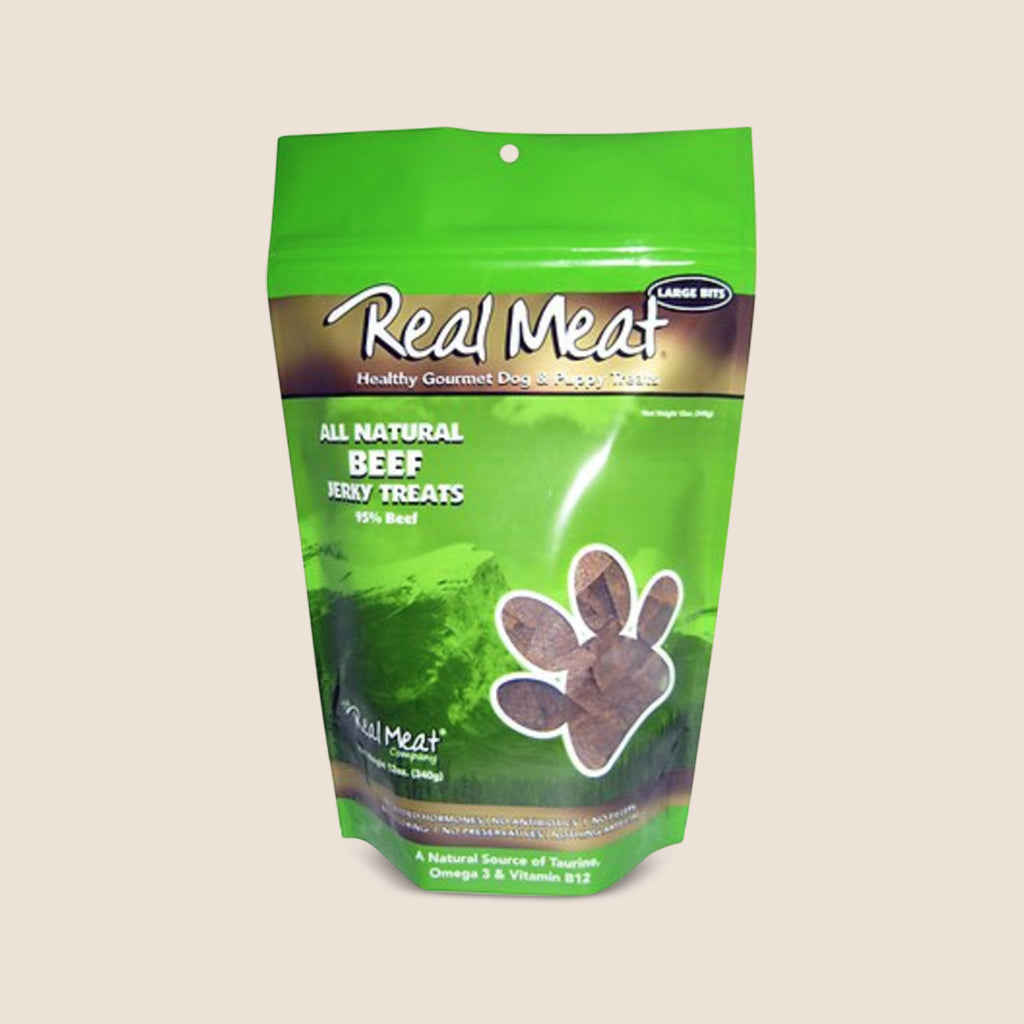Real Meat Treats Real Meat Beef 12oz Treats