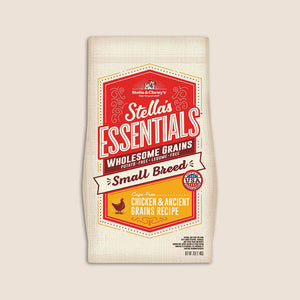 Stella & Chewy's Dry Dog Food Stella's Essentials Cage-Free Chicken Small Breed & Ancient Grains Recipe