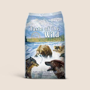 Taste of the Wild Dry Dog Food Taste of the Wild - Pacific Stream - Smoked Salmon