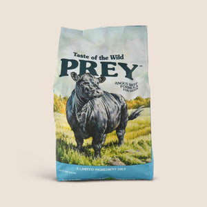 Taste of the Wild Dry Dog Food Taste of The Wild Prey Angus Beef Recipe - 25 lb.