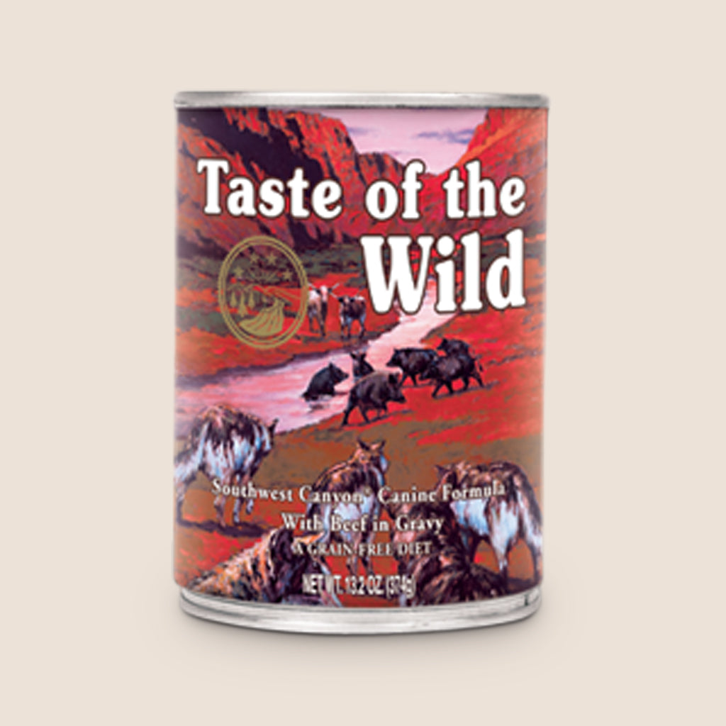 Taste of the Wild Canned Dog Food Taste of the Wild - Southwest Canyon - Wild Boar