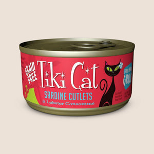 Tiki Cat Cat Food Can Tiki Cat Bora Bora Grill