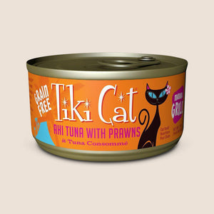 Tiki Cat Cat Food Can Tiki Cat Manana Grill