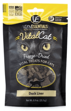 Load image into Gallery viewer, Vital Essentials Freeze-Dried Cat Treats