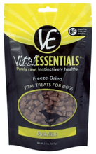 Load image into Gallery viewer, Vital Essentials Freeze-Dried Dog Treats