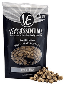 Vital Essentials Freeze-Dried Dog Treats