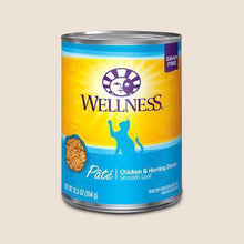 Load image into Gallery viewer, Wellness Cat Food Can Wellness Complete Health - Chicken & Herring - Grain-Free Cat Food