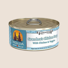 Load image into Gallery viewer, Weruva Canned Dog Food Weruva Grandma's Chicken Soup with Chicken & Veggies Grain-Free Canned Dog Food