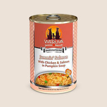 Load image into Gallery viewer, Weruva Canned Dog Food Weruva Jammin' Salmon with Chicken and Salmon in Pumpkin Soup Grain-Free Canned Dog Food