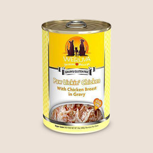 Weruva Canned Dog Food Weruva Paw Lickin' Chicken in Gravy Grain-Free Canned Dog Food