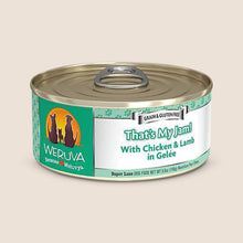 Load image into Gallery viewer, Weruva Canned Dog Food Weruva That's My Jam with Chicken and Lamb in Gelée Grain-Free Canned Dog Food