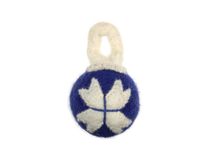 Wooly Wonkz Ornament - S