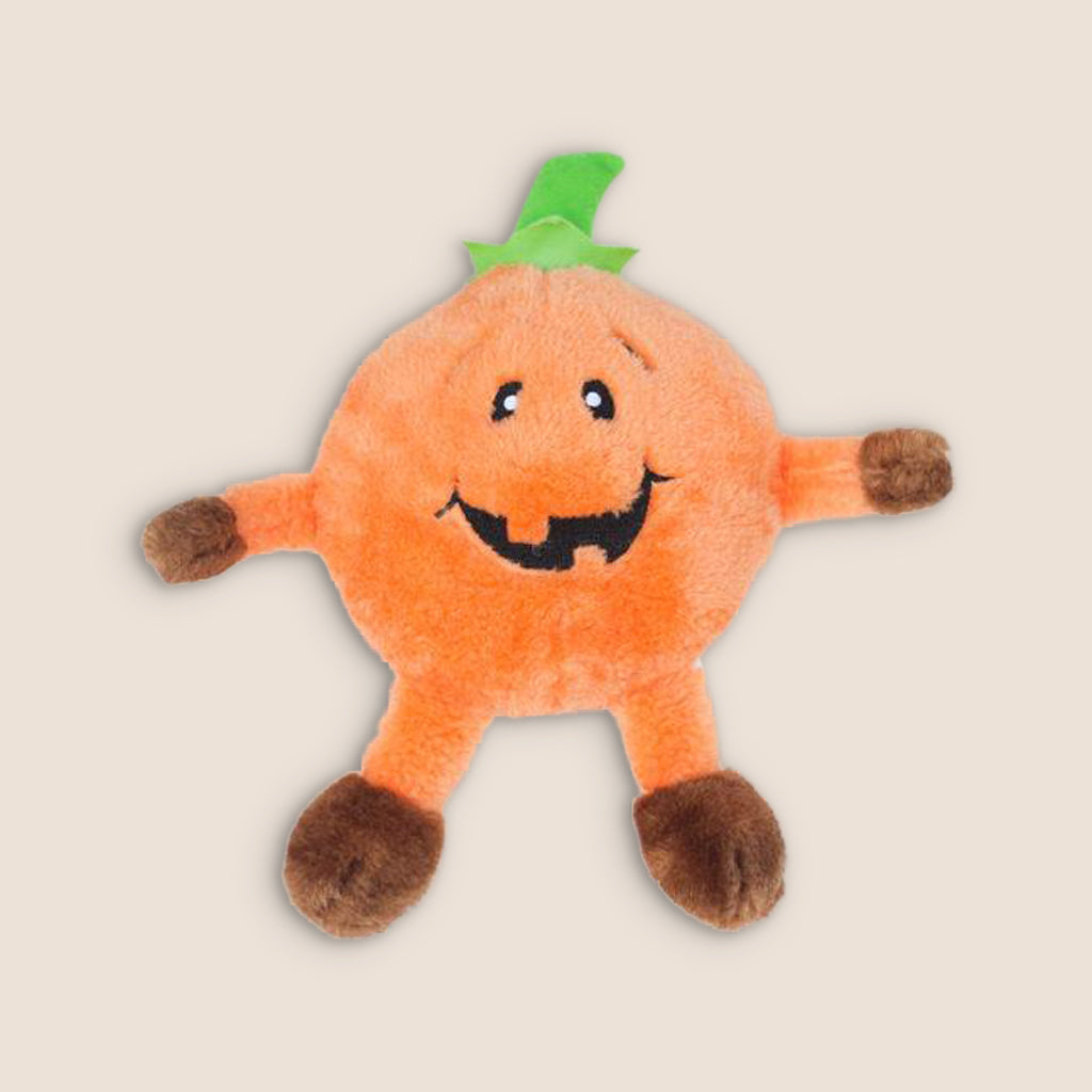 Zippy Paws dog toy Zippy Paws Halloween Brainey Pumpkin