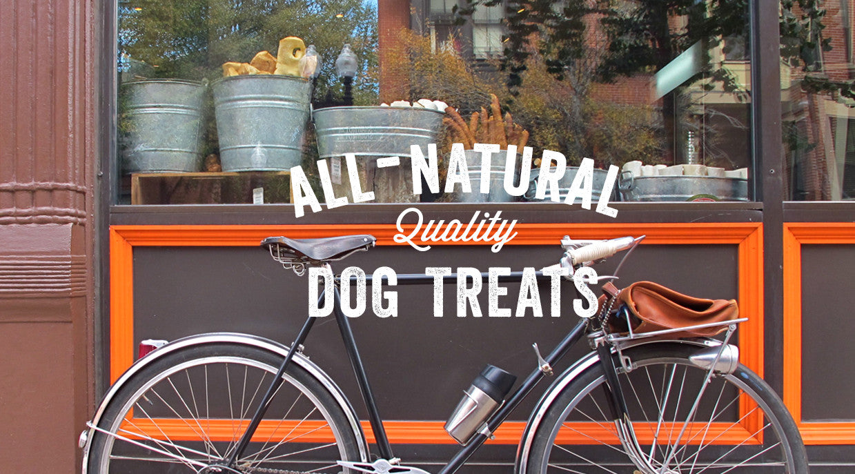 all natural dog treats