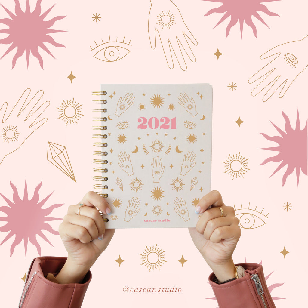 My Dream Planner 2021