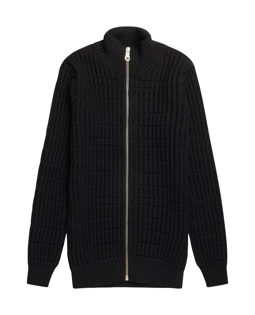 NOTATION jacket<br>black lake blend