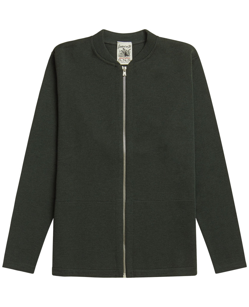 NAVAL jacket<br>safe green