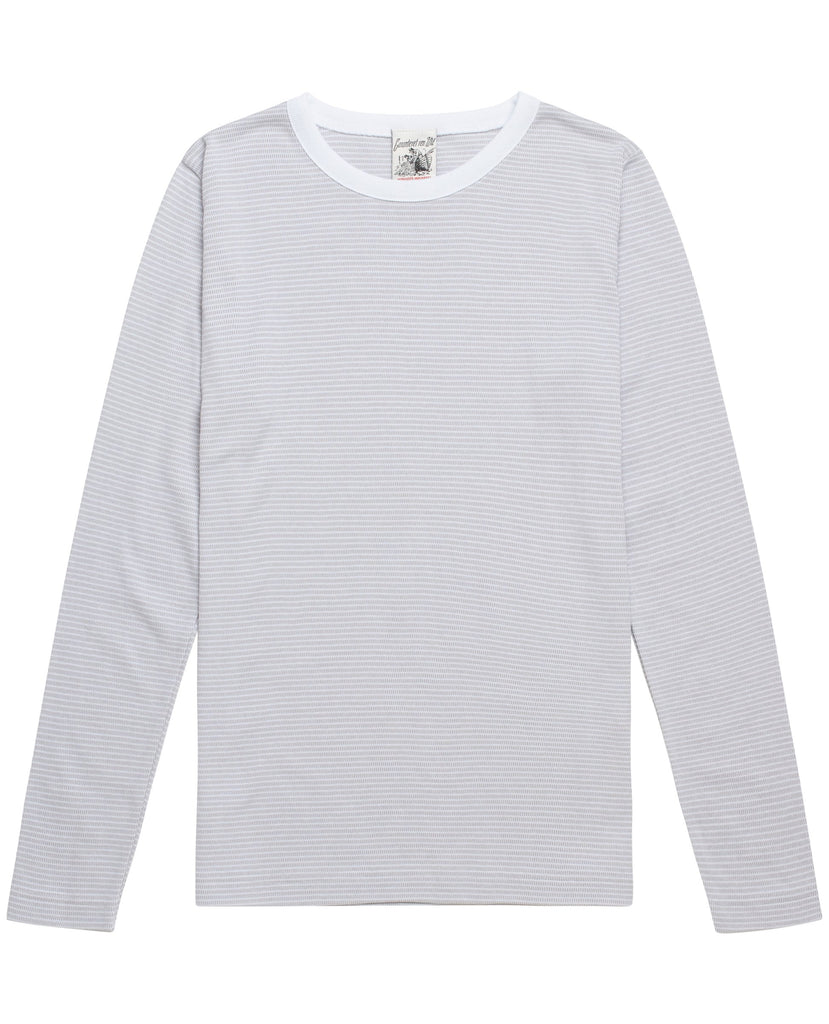 ADAPT0R crew neck<br>grey matter