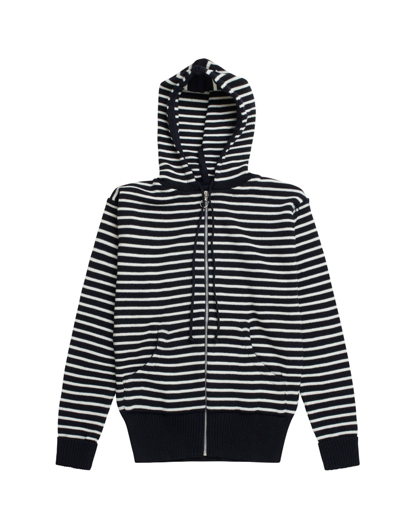 SWEATRAK<br>navy blue / off white