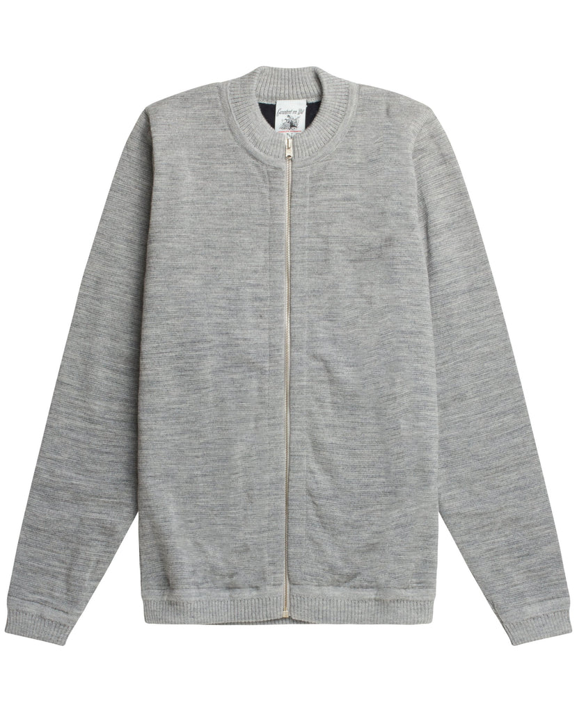 BASIS jacket<br>concrete / top grey melange