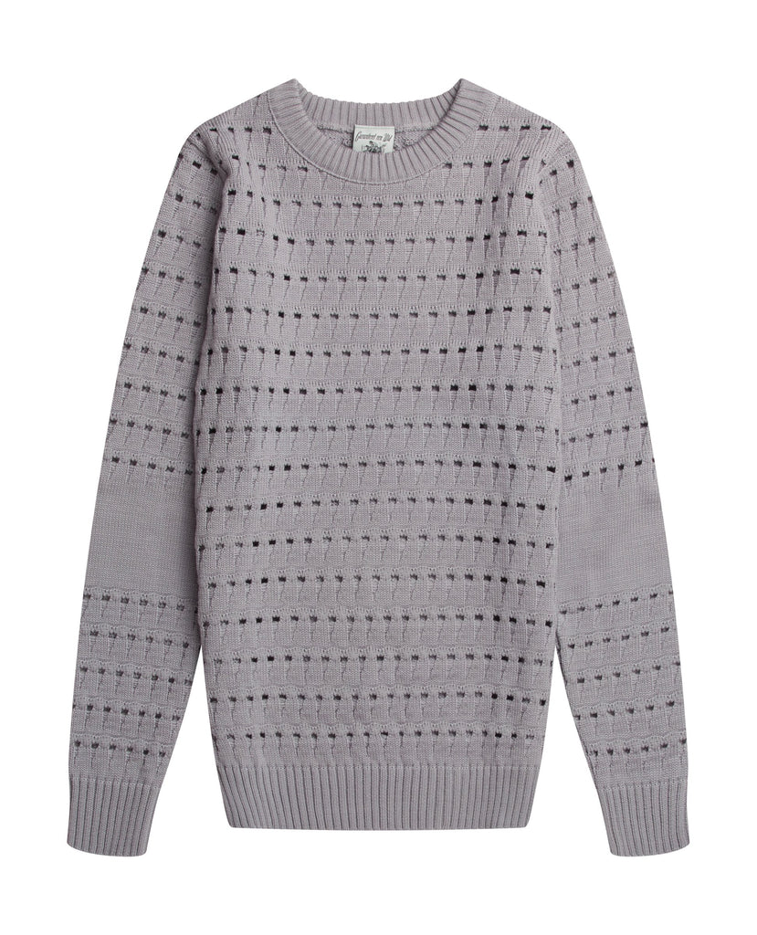 REFORM sweater<br>lavender