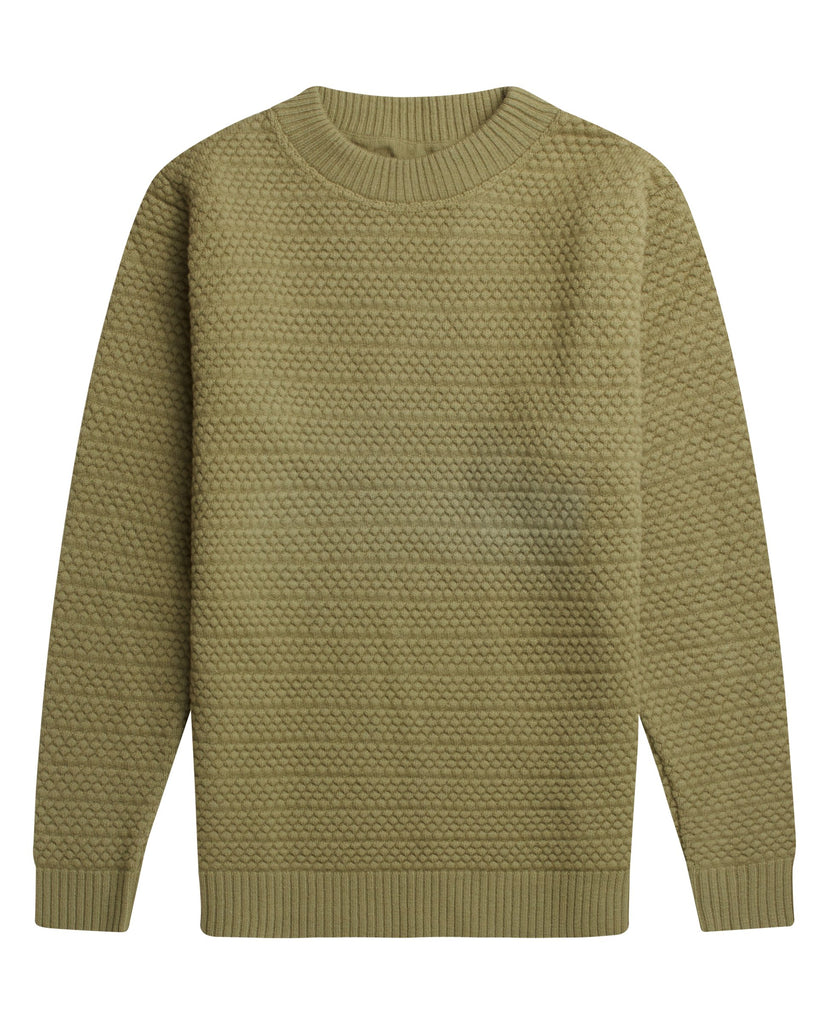 VENT sweater<br>light green