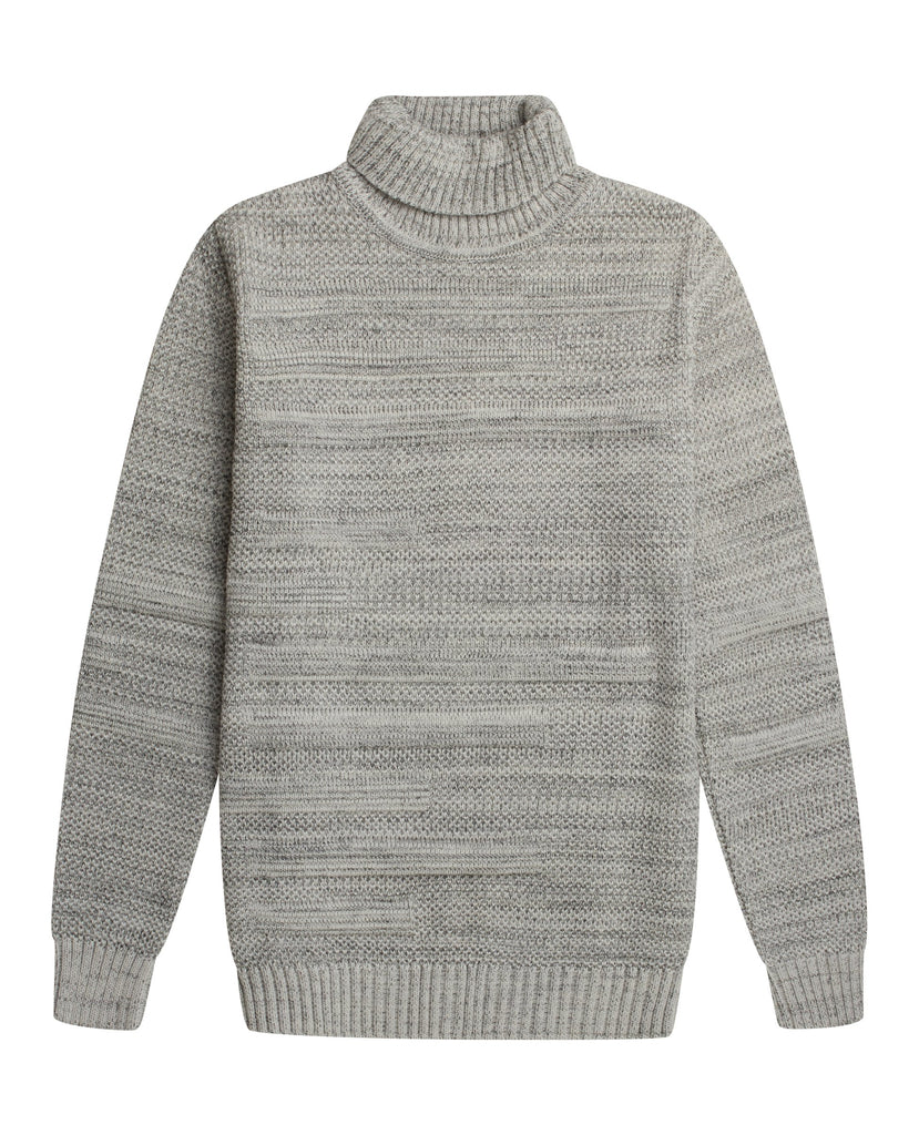DIFFERENTIAL sweater<br>silicium blend
