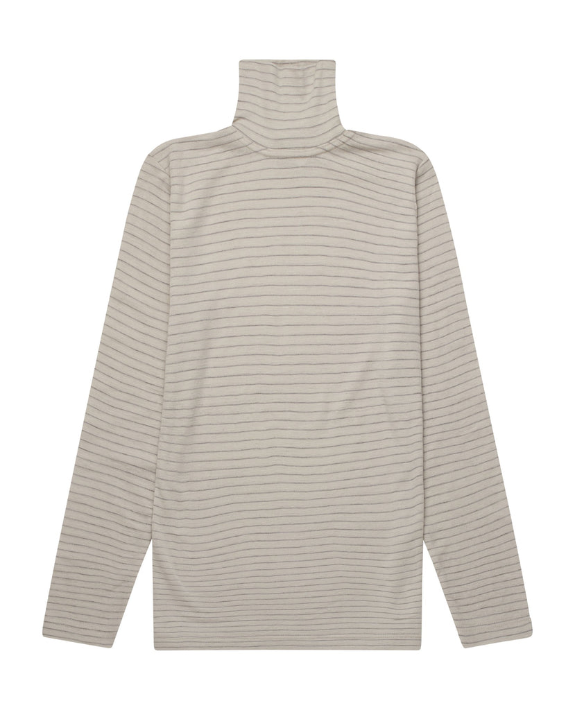 BASE W roll neck<br>natural